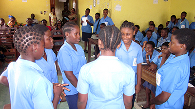 Power to Choose Cameroon Students