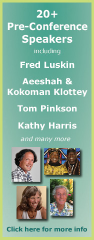 Attitudinal Healing International Conference Pre-Conference Speakers