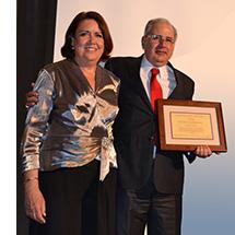 CECURA Guadalajara receives Jampolsky Award