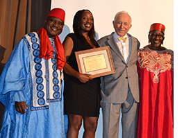 AHC-Oakland receives Jamposlky Award